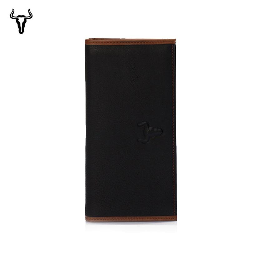 Mingclan, мужской кошелек из натуральной кожи, длинный, дизайнерский, многофункциональный, Женский кошелек, бумажник для карт, сумочка, клатч,