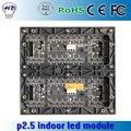 P2.5 SMD из светодиодов модуль крытый полноцветный 160 мм * 160 мм 64 * 64 пикселей 1/16 сканирования rgb 7 видео высокого разрешения из светодиодов экран