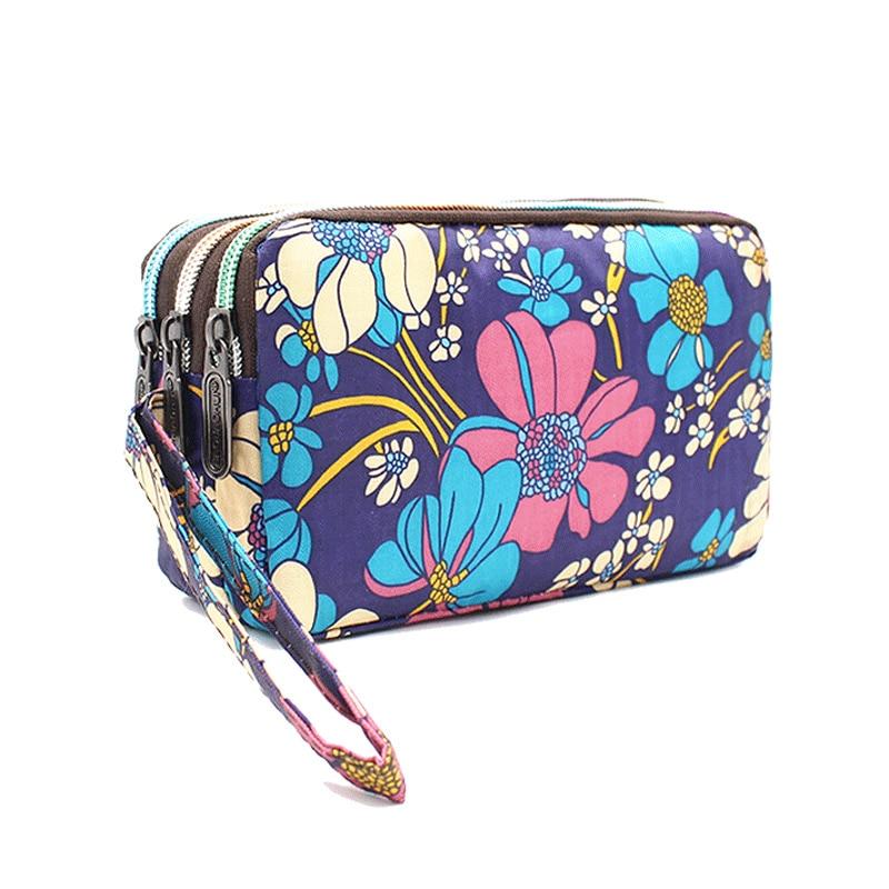 2019 New Women Lady Wallet Purse Zipper Durable For Mobile Phone Coin Money Lady Clutch Handbags Carteira Portafoglio Donna