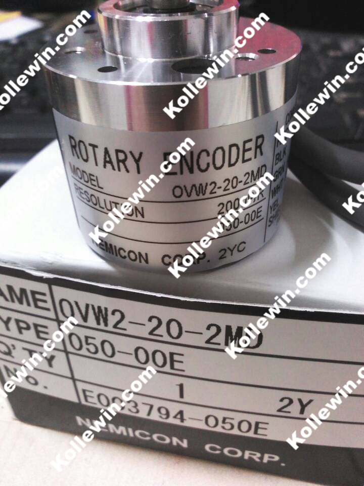New OVW2-20-2MD 2000P/R Rotary Encoder 100% NEW, 2000PPR Resolution OVW2-20-2MD Free Shipping ovw2 036 2m encoder new in box free shipping