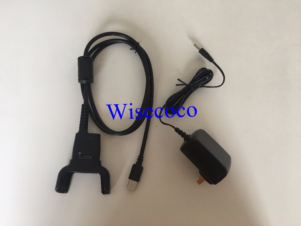 Original USB Comm & Charging Cable for Honeywell D6000 with power supplyOriginal USB Comm & Charging Cable for Honeywell D6000 with power supply