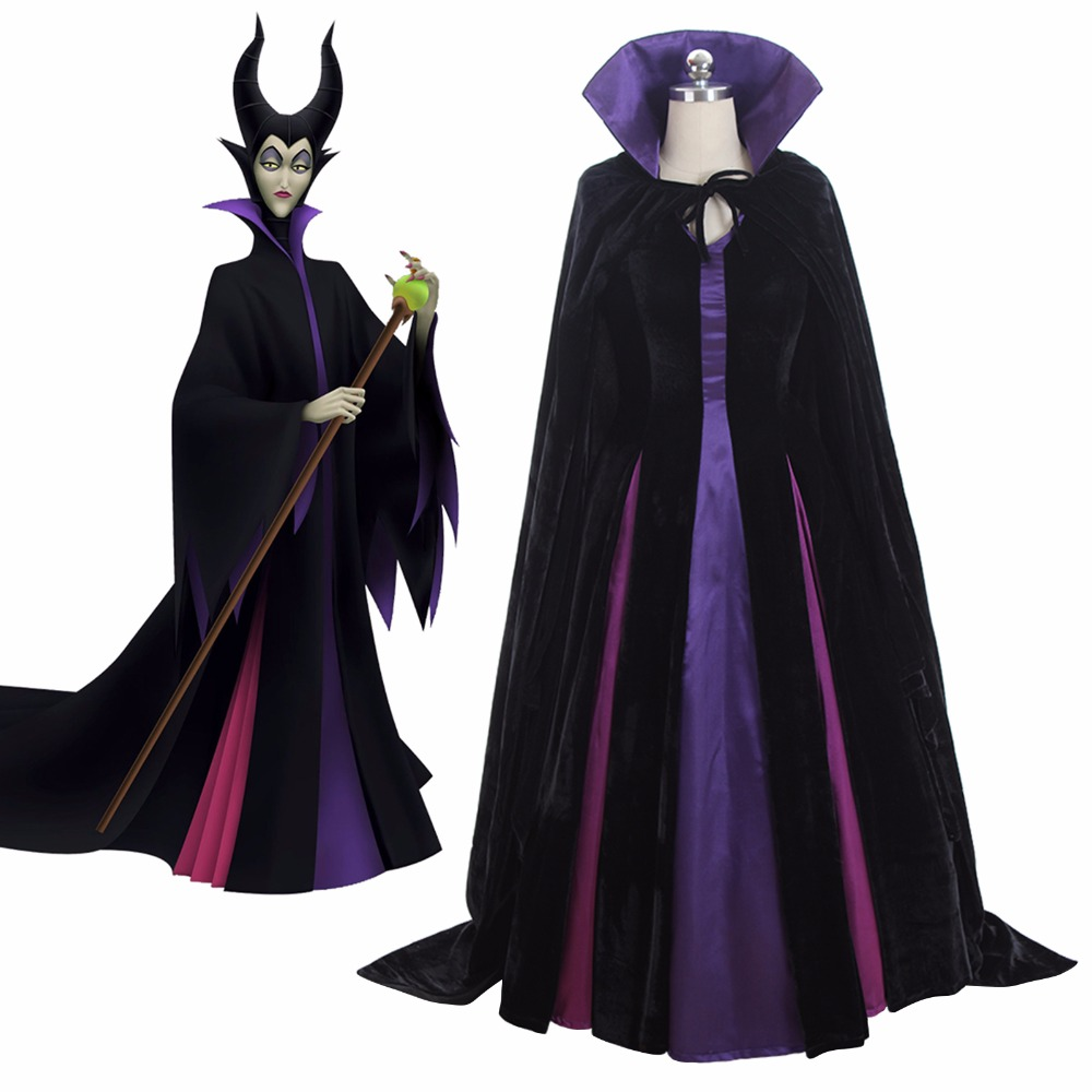 Aliexpress Com Buy Custom Made Maleficent Snow White