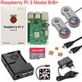 Raspberry Pi 3 Model B+ Plus Game Starter Kit +16G 32G SD Card + Gamepad + Case +Fan + Power +Heat Sink +HDMI Cable for RetroPie