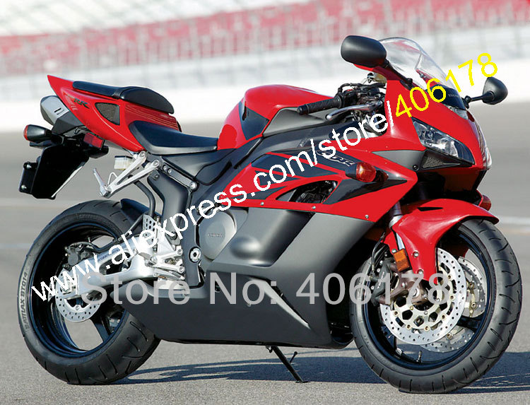 Hot Sales,Injection Fairing For Honda CBR1000RR 04 05 CBR 1000RR 2004 2005 CBR1000 Red Black Fairing Kit (Injection molding) hot sales for honda cbr600rr 2003 2004 cbr 600rr 03 04 f5 cbr 600 rr blue black motorcycle cowl fairing kit injection molding