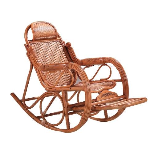 Rattan Rocking Chair Rattan Beach Lounger Balcony Happy Old Wicker Chair  Rocking Chair Rattan Furniture