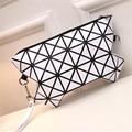 Bao bao realer marca 2017 nuevo diseño bolsa de bolsos de moda para mujeres Colores Del Caramelo Del PVC Tote OL Noble Deformar Bolsas Embrague Famosos marcas