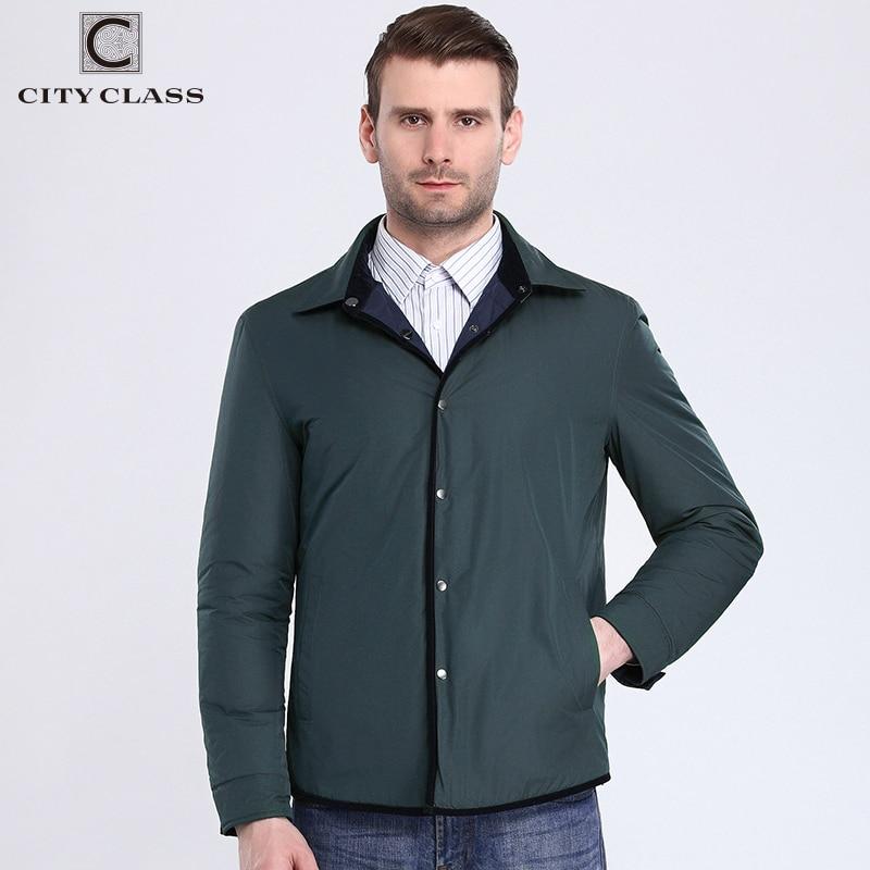 CITY CLASS 2015 New Spring Autumn Man Անփորձ Բաճկոն - Տղամարդկանց հագուստ - Լուսանկար 4