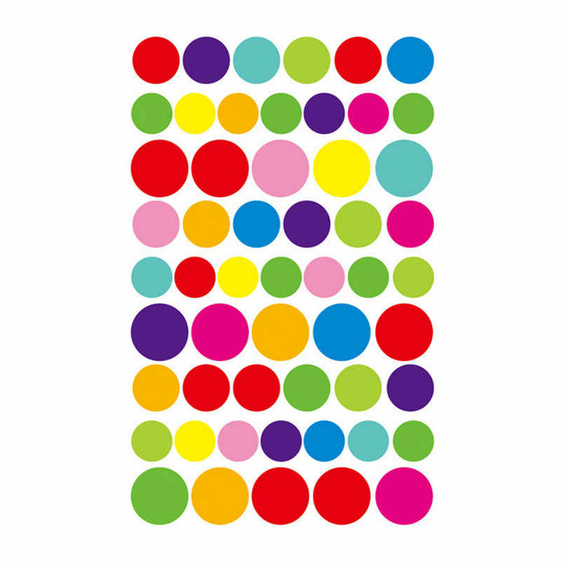 1 Pcs Lucu Wajah Tersenyum Warna Geometris Gambar Mini Kertas Dekorasi DIY Diary Scrapbooking Mahasiswa Perlengkapan Alat Tulis Stiker