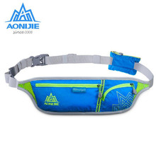 AONIJIE Outdoor Sports Waterproof Running Waist bag Belt Bum Pouch For Cycling