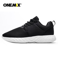 ONEMIX 2019 New Running shoes mesh black breathable sneakers outdoor jogging walking shoes casual shoes for men and women