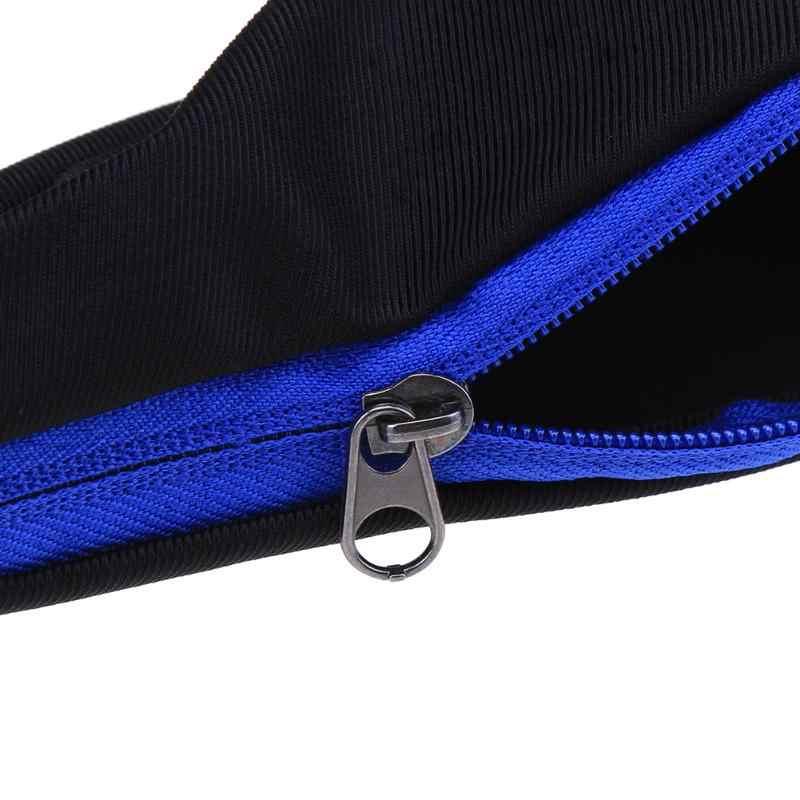 Baru Olahraga Lari Perjalanan Pinggang Saku Jogging Portabel Bersepeda Tas Anti-Theft Phone Pack Tahan Air Sabuk Olahraga tas