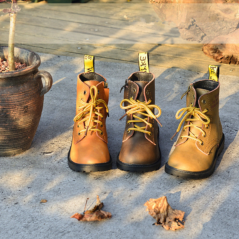 Retro-Genuine-leather-Children-Punk-Boots-Classic-crazy-horse-Leather-Boys-Martin-Boots-kids-Shoes-Western-Boots-3