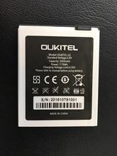 100% Original Oukitel u2 Battery 2050mAh New Replacement accessory accumulators For Oukitel u2 Cell Phone цена