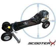 49cc бензоинструмент скейтборд, мотороллер, бензина скутер скейтборд фабрики сразу Некоторые Страны EMS Бесплатная доставка