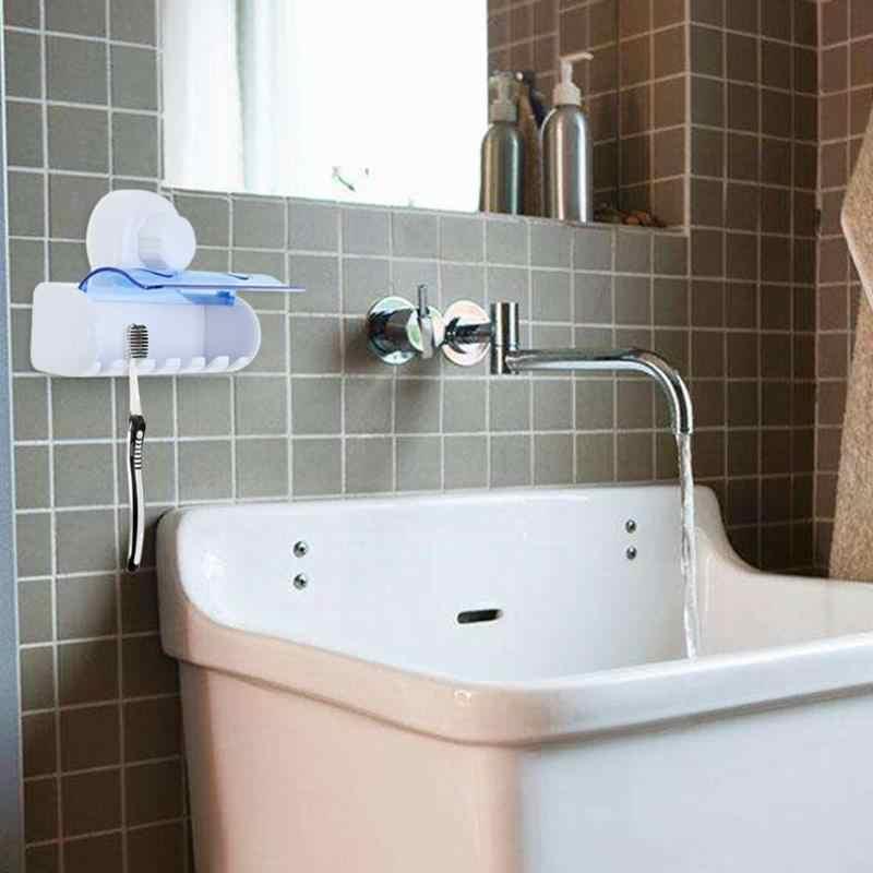 6 stojaki łazienka szczoteczka do zębów uchwyt na kurz dowód łazienka przyssawka uchwyt ścienny hak do zębów rodzinnych akcesoria do pielęgnacji zdrowia