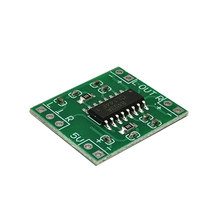 PAM8403 Super mini wzmacniacz cyfrowy pokładzie 2*3 W klasa D wydajny wzmacniacz cyfrowy pokładzie 2.5 do 5 V zasilacz USB