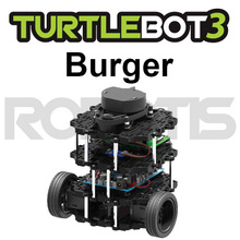 Robot development platform TurtleBot 3 Burger from South Korea