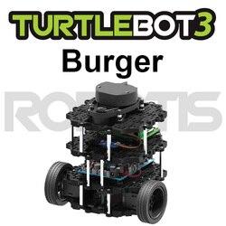 TurtleBot 3 гамбургер