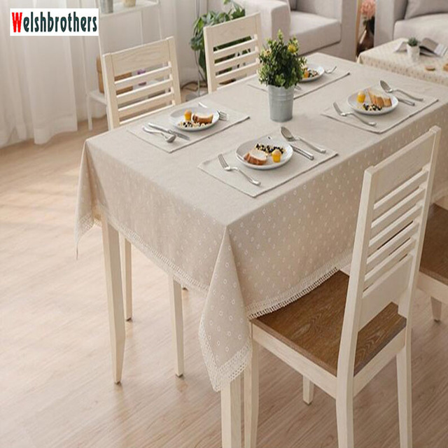 e662e6a7dc71 US $4.04 19% OFF|Cotton linen tablecloth custom tablecloth household coffee  table cloth round tablecloth tablecloth printing linen-in Tablecloths from  ...