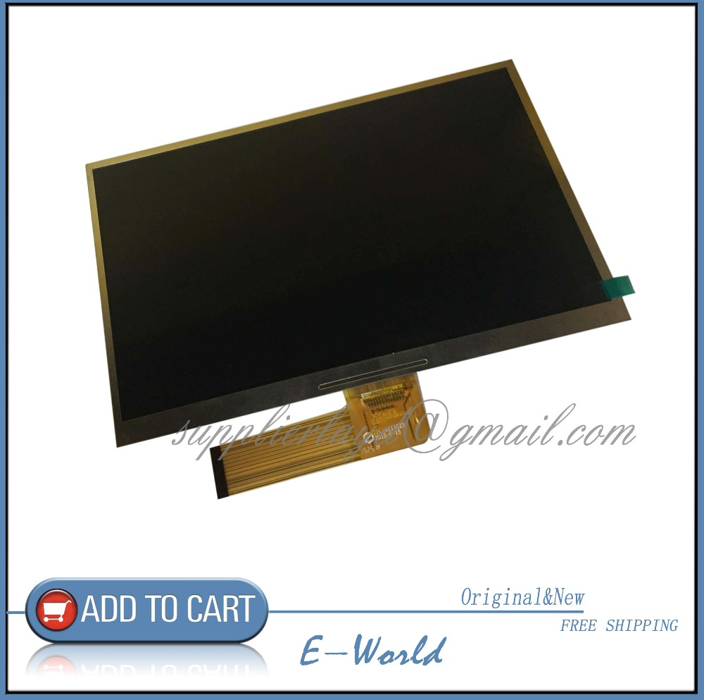Original and New 10.1inch LCD screen FPC101I4023 FPC10114023 for tablet pc free shipping