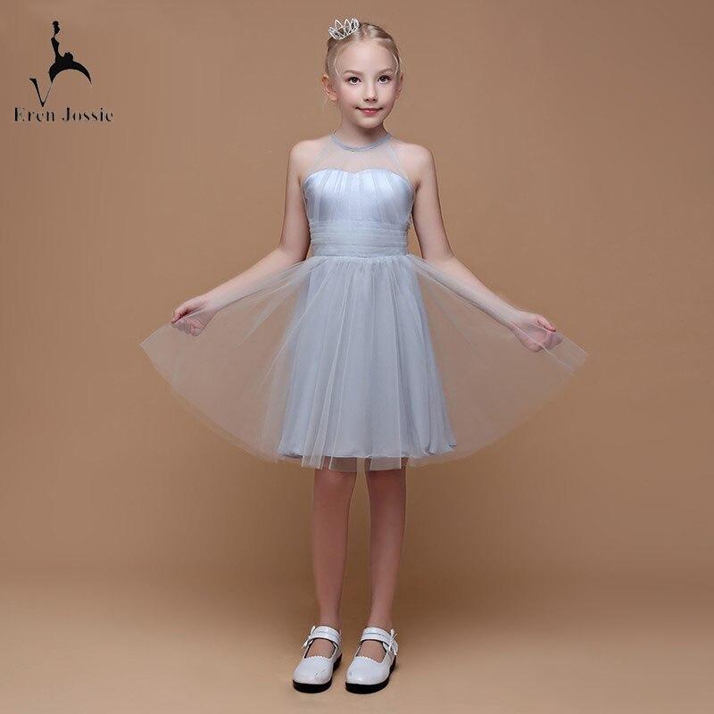 Permalink to Eren Jossie Beautiful 2019 Kid's Party Dress Ruffled Tulle Skirt Designer A-Line Style European American Style