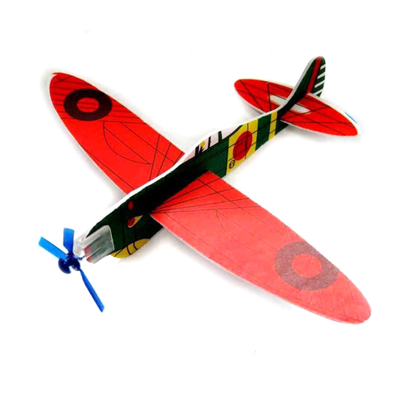 12Pcs-DIY-Hand-Throw-Flying-Glider-Planes-Foam-Aeroplane-Party-Bag-Fillers-Childrens-Kids-Toys-Game-2