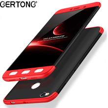 Роскошный чехол для Xiaomi Redmi 4×3 в 1 360 Жесткий Пластик полное покрытие Телефонные Чехлы для Redmi 4X Pro 5.0 смартфон защитный Coque