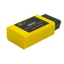 VIECAR V1 5 Bluetooth ELM327 Vehicle Diagnostic Scanner ELM 327 OBDII OBD2 Version 1 5 Car