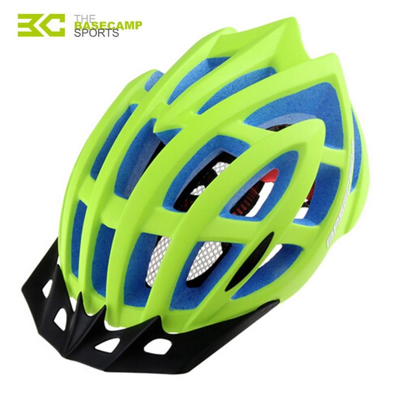 Fluorescent Green Ultralight Bicycle Cycling Helmet Bike Helmet Casco Ciclismo Capacete Cascos Para Bicicleta For Men and Women  sahoo mtb bike cycling helmet bicicleta capacete casco ciclismo para bicicleta ultralight helmet polarized sunglasses lens