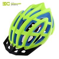 Fluorescerende Groene Ultralight Fiets Fietshelm Helm Casco Ciclismo Capacete Cascos Para Bicicleta Voor Mannen en Vrouwen
