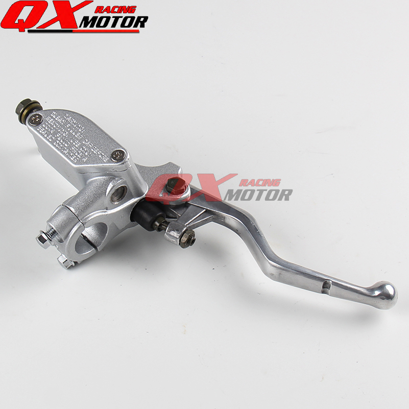 NEW Front Brake pump brake master cylinder pump For CR CRF250 CRF450 KXF KAYO Xmotos dirt bike Motocross Free shipping high quality dirt pit bike atv quad motorcycle right front brake pump refit brake master cylinder pump free shipping