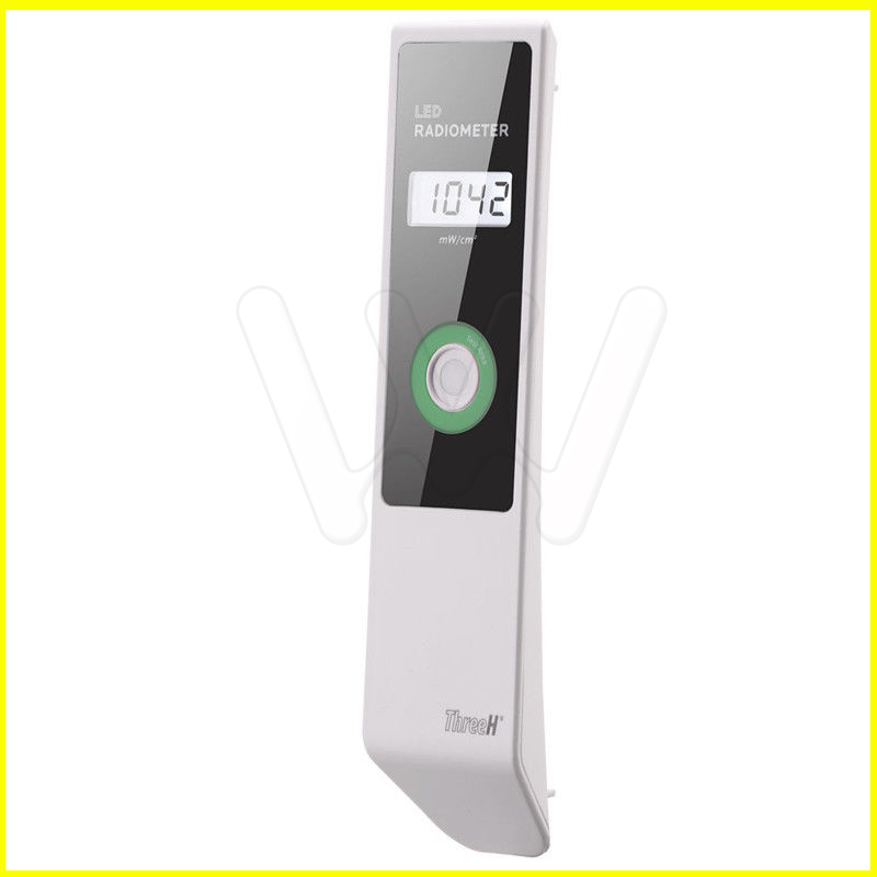 Dental CURING LIGHT METER Visible LED radiometer curing intensity Battery with LCD screen