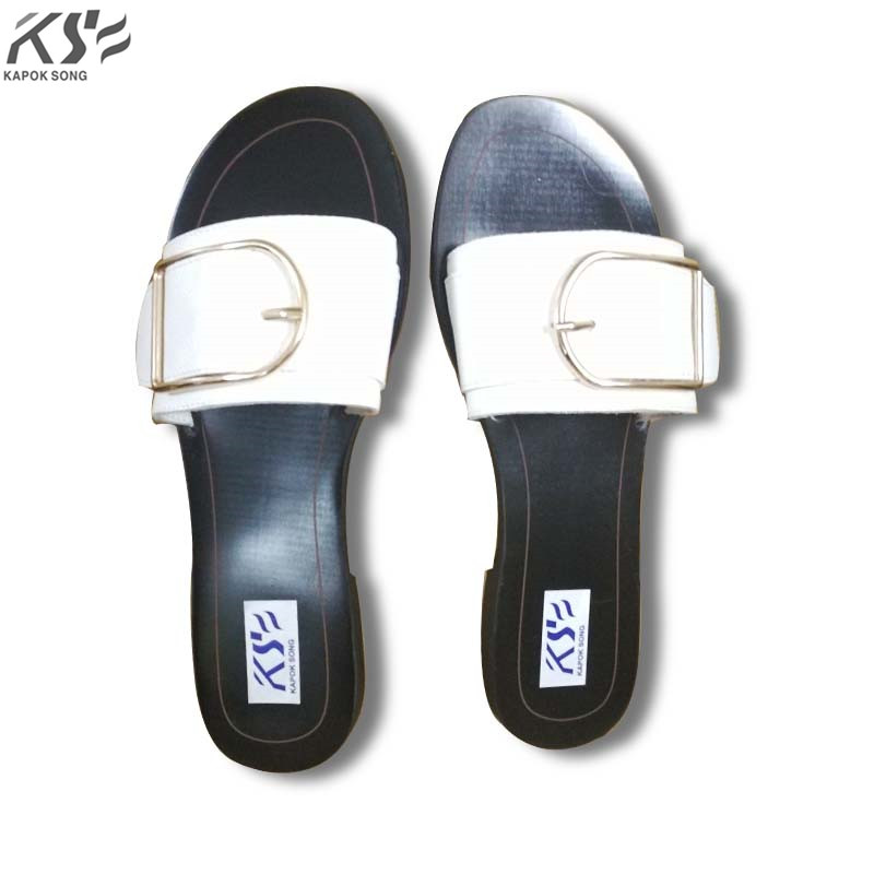 2017 summer sandals women fashinal luxury designer model slipper genuine cow really  leather lady shoes D excellent slipper mnixuan  women slipper sandals genuine