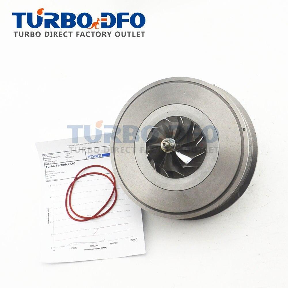 Garrett For Mercedes M 320 CDI W164 165 Kw 224 HP OM642 - Turbo Charger Core 777318-5001S Turbine 777318-5002S CHRA Repair Kits