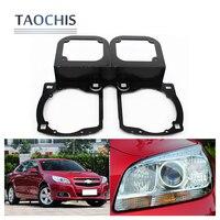 TAOCHIS Auto Adapter Frame Head Light For Chevrolet Malibu Halogen Type Hella 3R G5 5 Koito