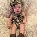 REINO UNIDO Moda Crianças Recém-nascidas Do Bebê Meninas Jumpsuit Roupas Outfit 0-24 M