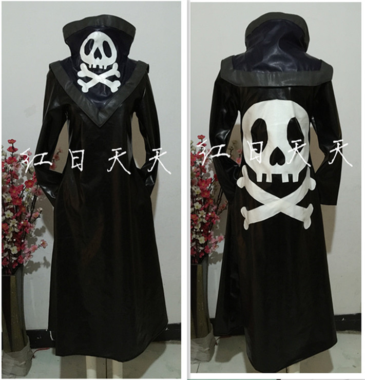 Hunter X Hunter Feitan PU Cosplay Costume
