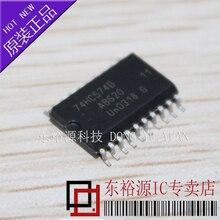 50PCS 100PCS 74HC574D SOP 20 74HC574 SOP20 7.2MM New and original