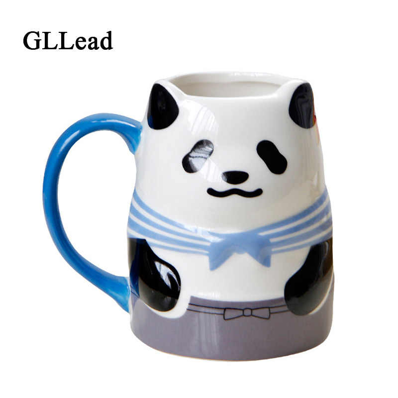 Creative Cat Mug Coffee Milk Tea Cup