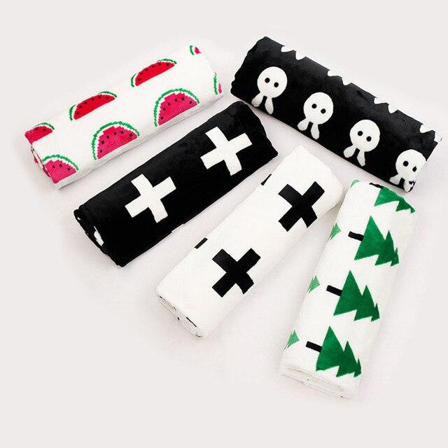 Мягкие Одеяла Дети Новорожденный Пеленание Постельные Принадлежности Wrap Халат и Полотенце