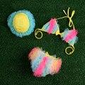 Niñas traje de Baño Del Niño Del traje de Baño Verano 2016 de la Marca Bebé Niños del traje de Baño Traje de Baño de Amapola Impresión Floral Niños Niñas Bikini traje de baño