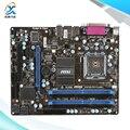 Для MSI G41M-P43 Combo Original Used Desktop Материнских Плат Для Intel G41 Socket LGA 775 DDR3 8 Г SATA2 USB2.0 Micro-ATX
