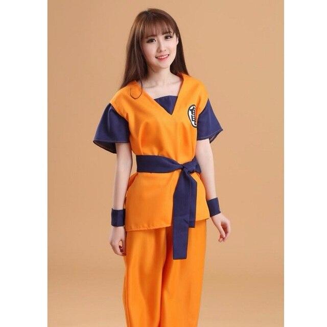 Dragon Ball Z Son Goku Unisex Cosplay Costume