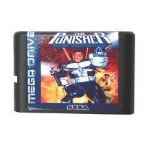 Sega MD carte de jeu-Le Punisher pour 16 bits Sega MD jeu Cartouche Megadrive Genesis système