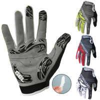 Venta al por mayor de guantes de ciclismo Weimostar con dedos completos guantes de Gel para motocicleta guantes de verano para bicicleta MTB