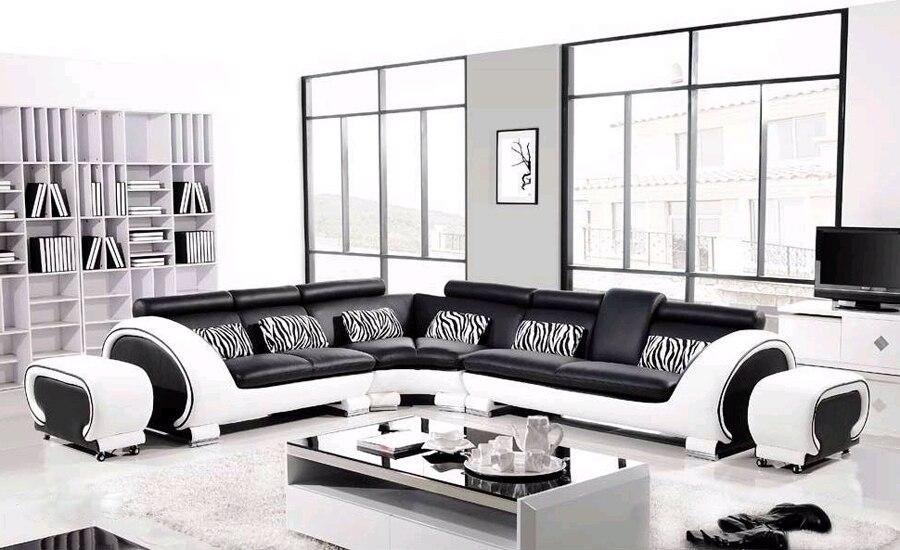 mobilier de luxe lit canapé d\'angle mobilier moderne salon pourpre ...