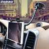Cobao Gooseneck Soft Pipe Car Window Suction Mount Dashboard Holder For 3 5 5 5 Inch