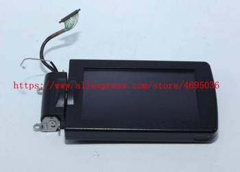 For Sony HXR-NX100 LCD Display Screen Ass'y With Hinge Flex Cable Repair Parts