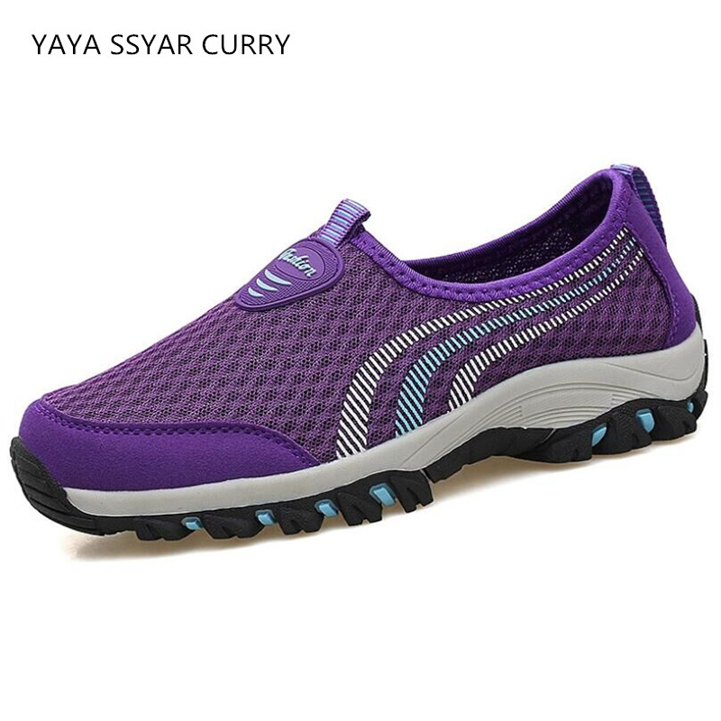 2018 new breathable mesh couple outdoor 350V2 man running running shoes non-slip cross-country walking shoes women sports shoe
