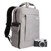 EIRMAI DQ310B BACKPACK KNAPSACK DSLR SLR Camera Case Bag for Nikon CANON SONY FUJI PENTAX OLYMPUS LEICA Orange